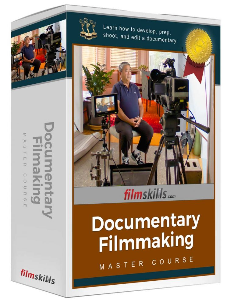 Documentary-Filmmaking-Course-Box